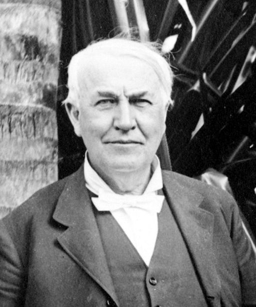 Thomas Edison, an inventor and entrepreneur