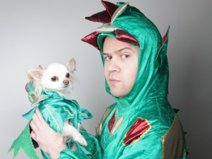 Here's a techie who expanded his horizons...Piff the Magic Dragon