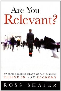 Book cover Are You Relevant
